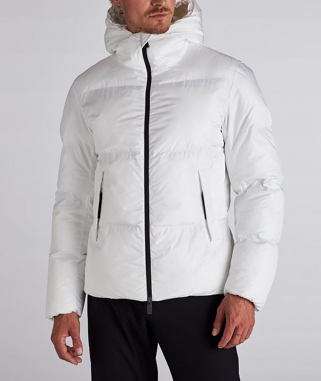 Water-Repellent Puffer Jacket picture 3