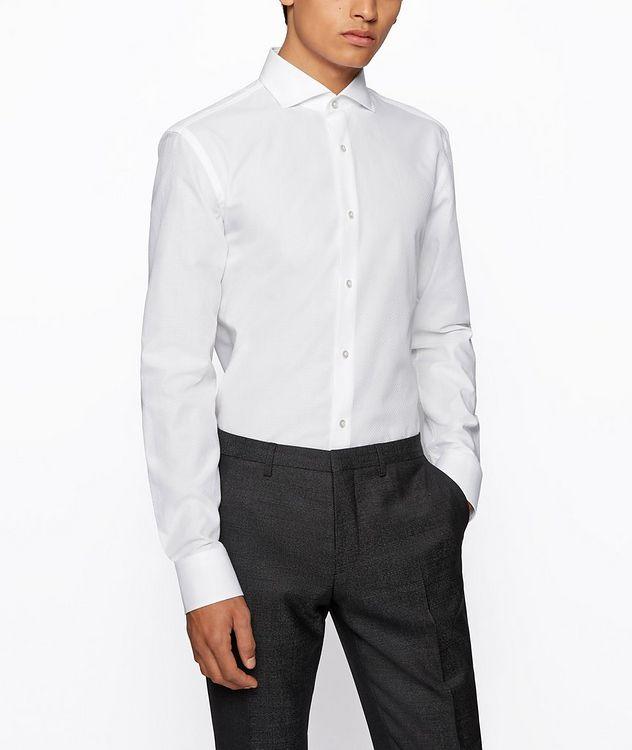 Jason Slim-Fit Cotton Dress Shirt picture 2