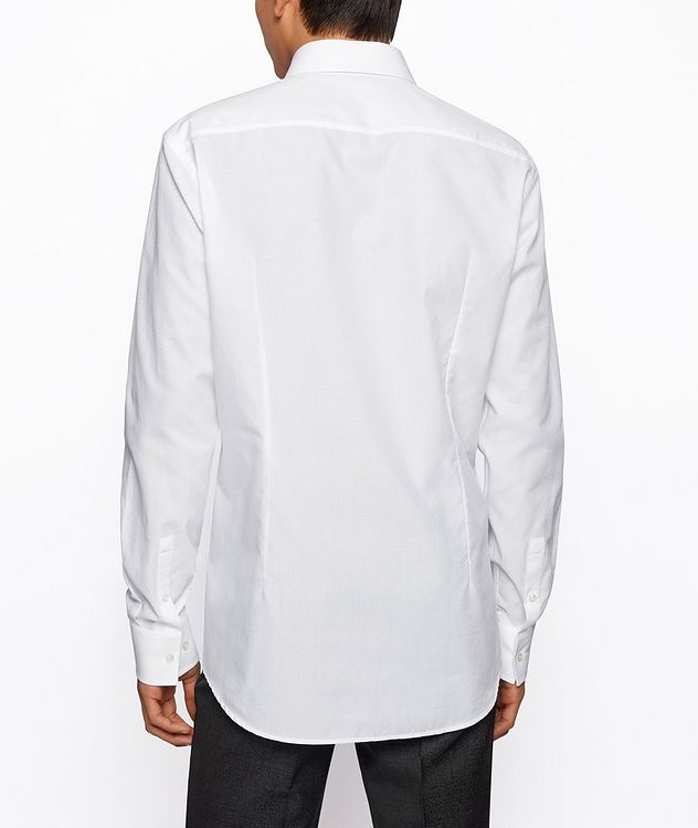 Jason Slim-Fit Cotton Dress Shirt picture 3