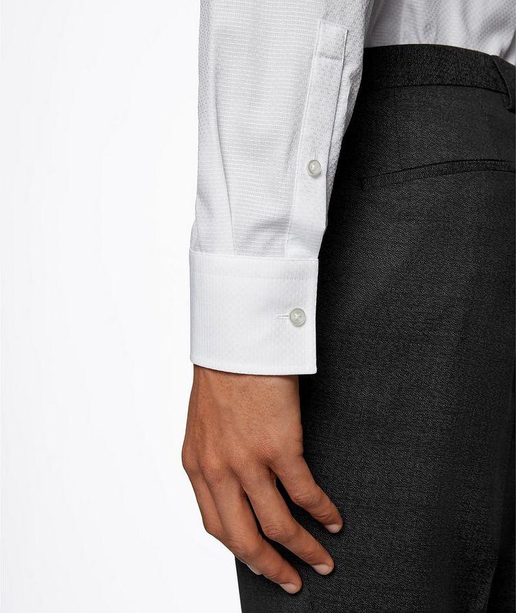 Jason Slim-Fit Cotton Dress Shirt image 3