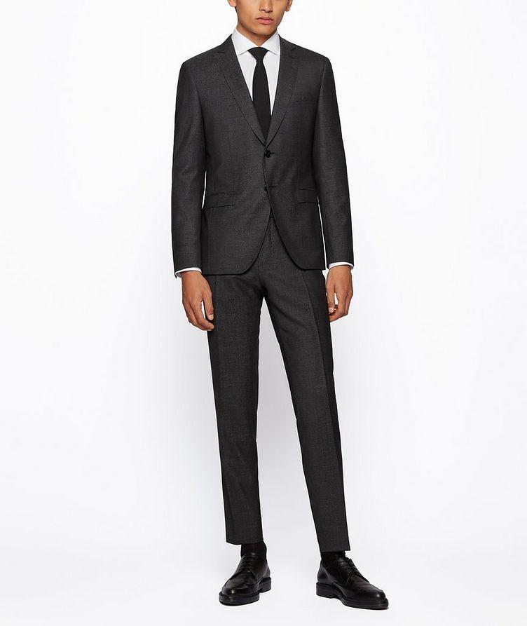 Jason Slim-Fit Cotton Dress Shirt image 5
