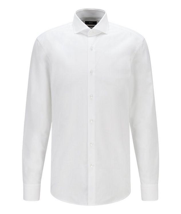 Jason Slim-Fit Cotton Dress Shirt picture 1