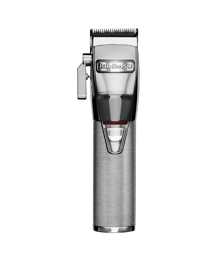 SilverFX All-Metal Lithium Clipper image 0