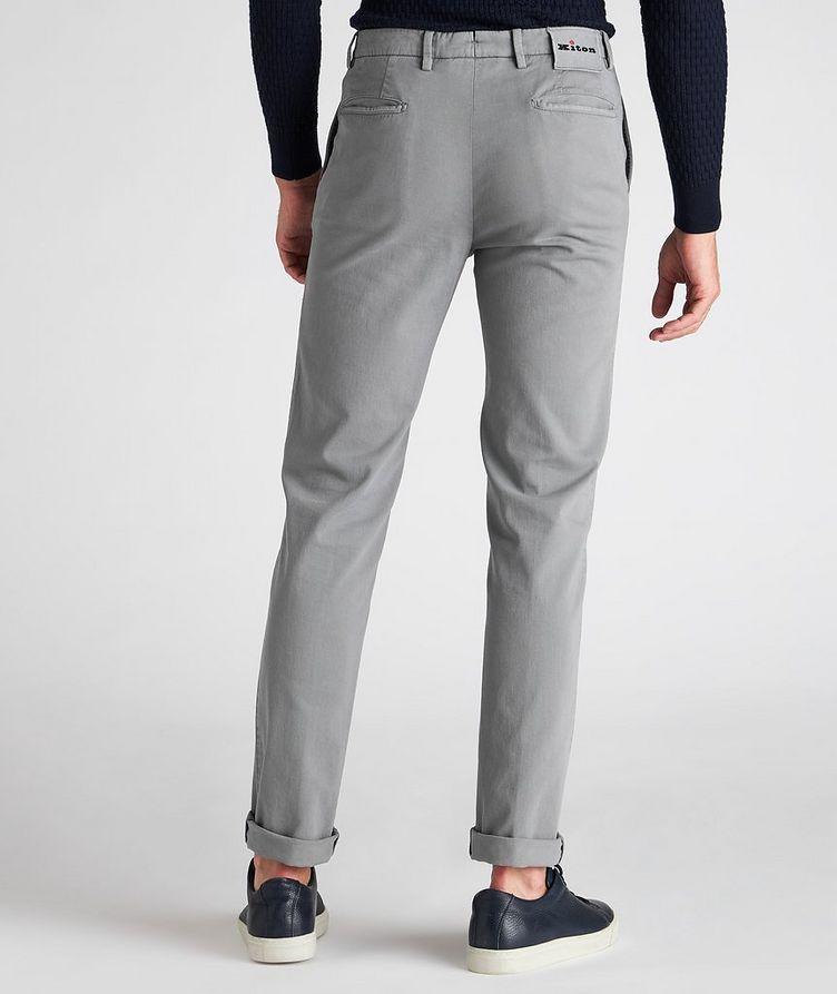Stretch Cotton-Cashmere Chinos image 2