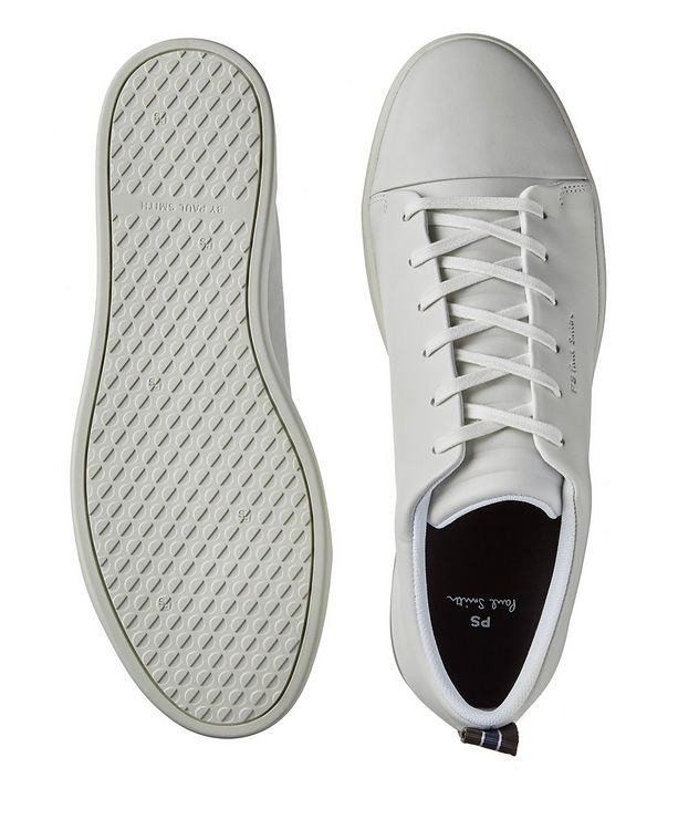 Lee Leather Sneakers picture 3