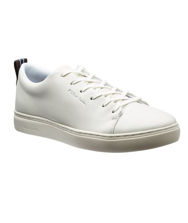 Lee Leather Sneakers picture 1