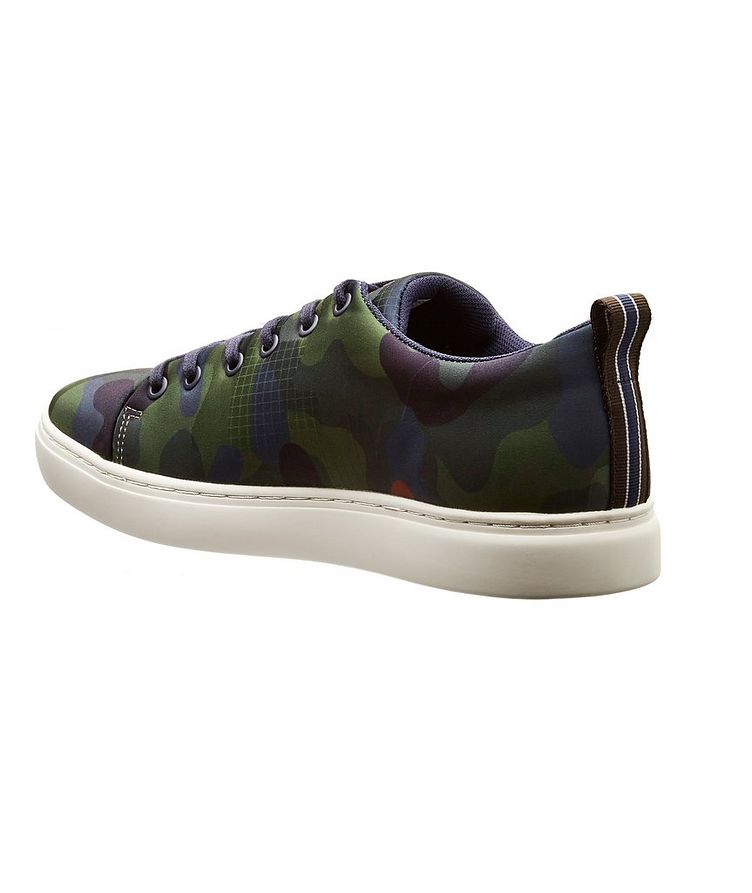 Lee Camouflage Sneakers image 1