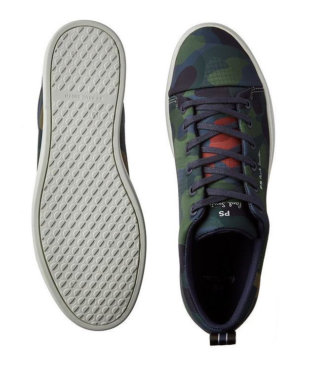 Lee Camouflage Sneakers picture 3