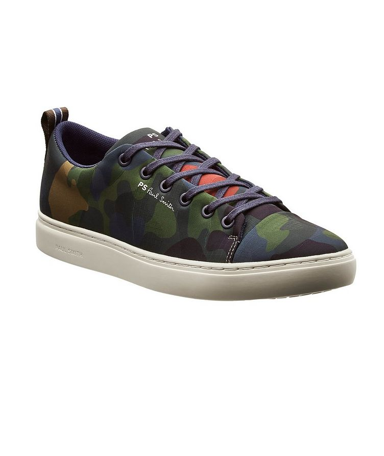 Lee Camouflage Sneakers image 0