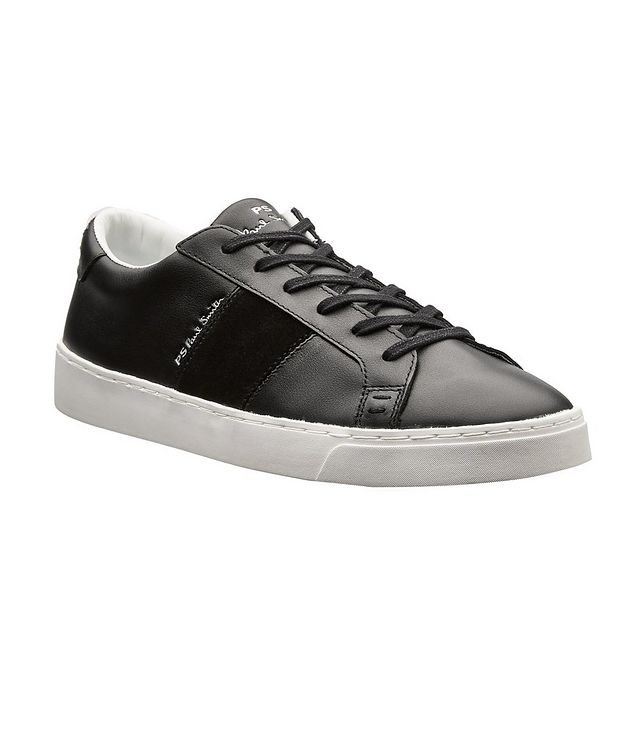 Lowe Leather Sneakers picture 1