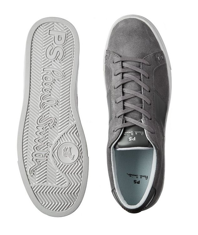 Lowe Suede Sneakers picture 3