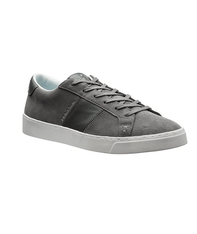 Lowe Suede Sneakers picture 1