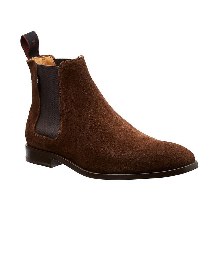 Gerald Suede Chelsea Boots image 0