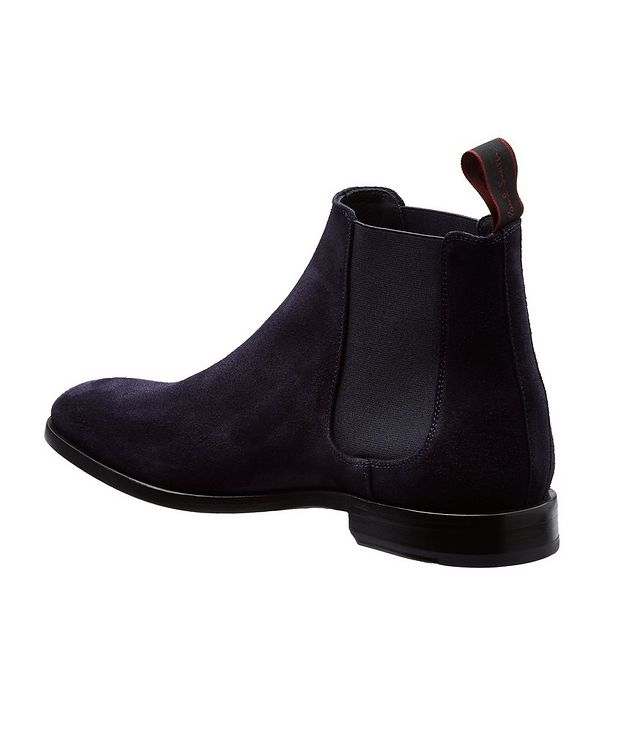 Gerald Suede Chelsea Boots picture 2
