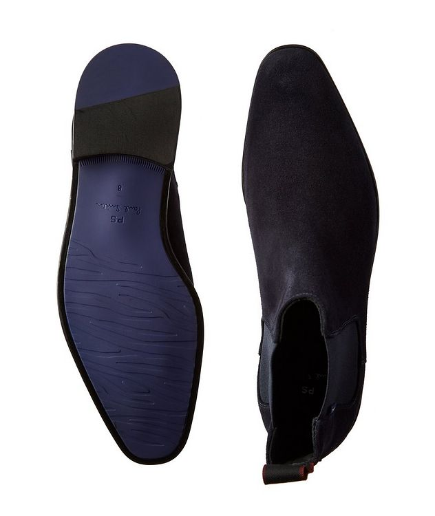 Gerald Suede Chelsea Boots picture 3