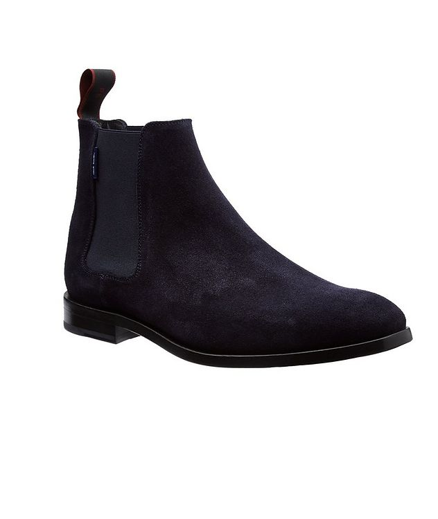 Gerald Suede Chelsea Boots picture 1