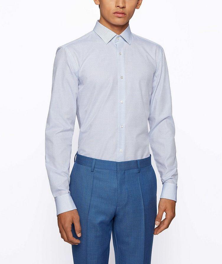 Jacques Slim-Fit Cotton Dress Shirt image 1