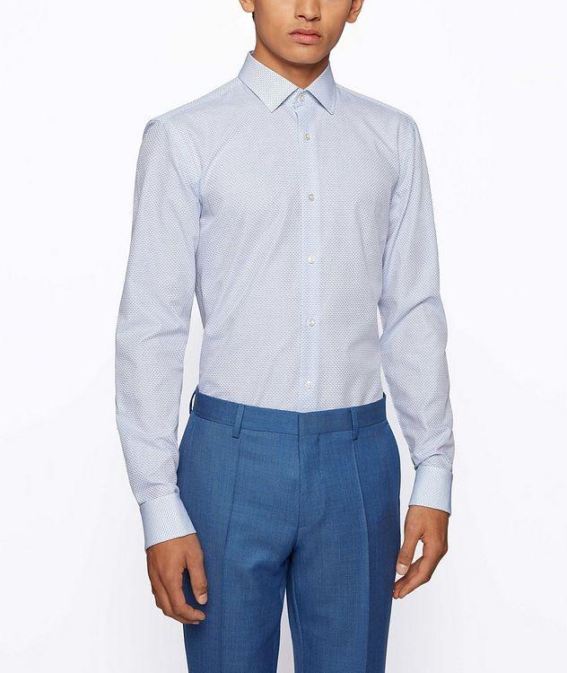 Jacques Slim-Fit Cotton Dress Shirt picture 2