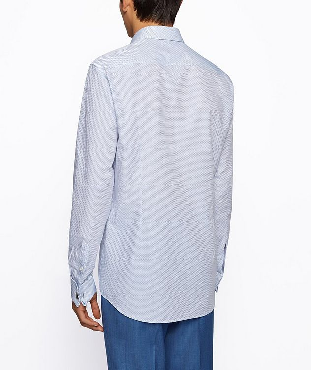 Jacques Slim-Fit Cotton Dress Shirt picture 3
