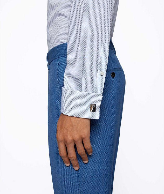 Jacques Slim-Fit Cotton Dress Shirt picture 4