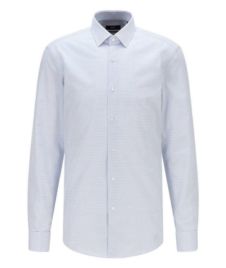 Jacques Slim-Fit Cotton Dress Shirt image 0