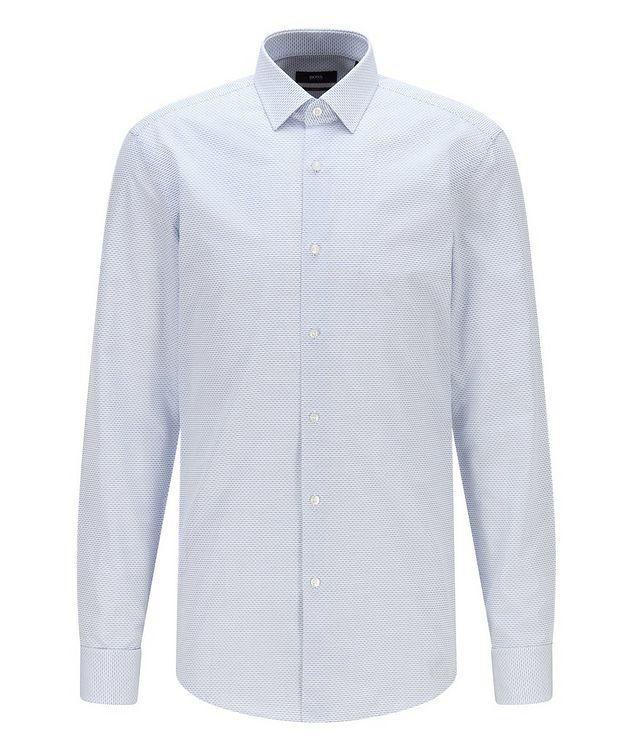 Jacques Slim-Fit Cotton Dress Shirt picture 1