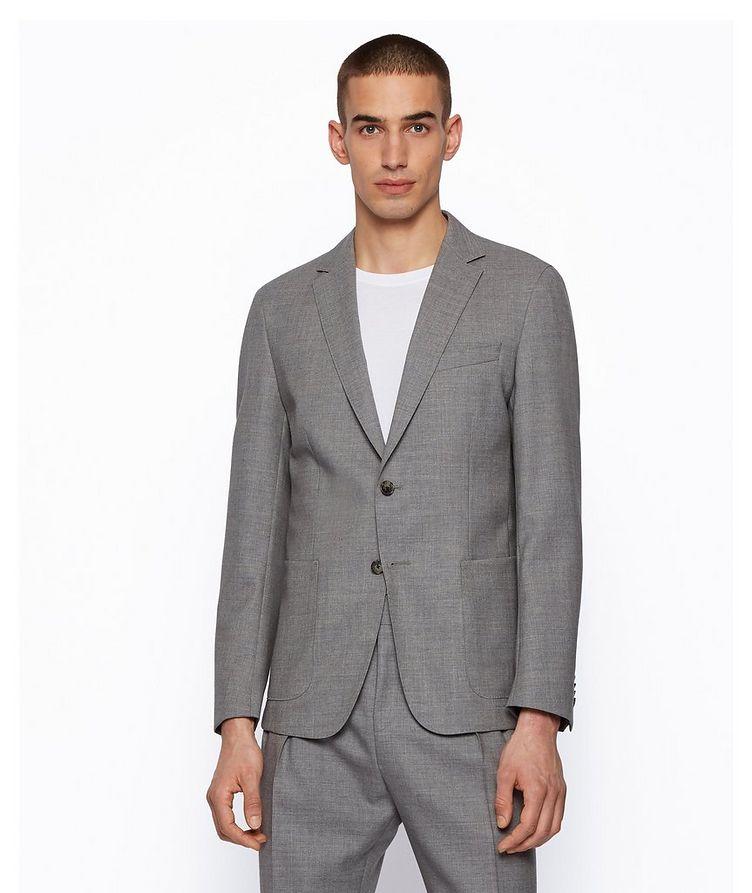 Nolvay1 Slim-Fit Wool Sports Jacket image 1