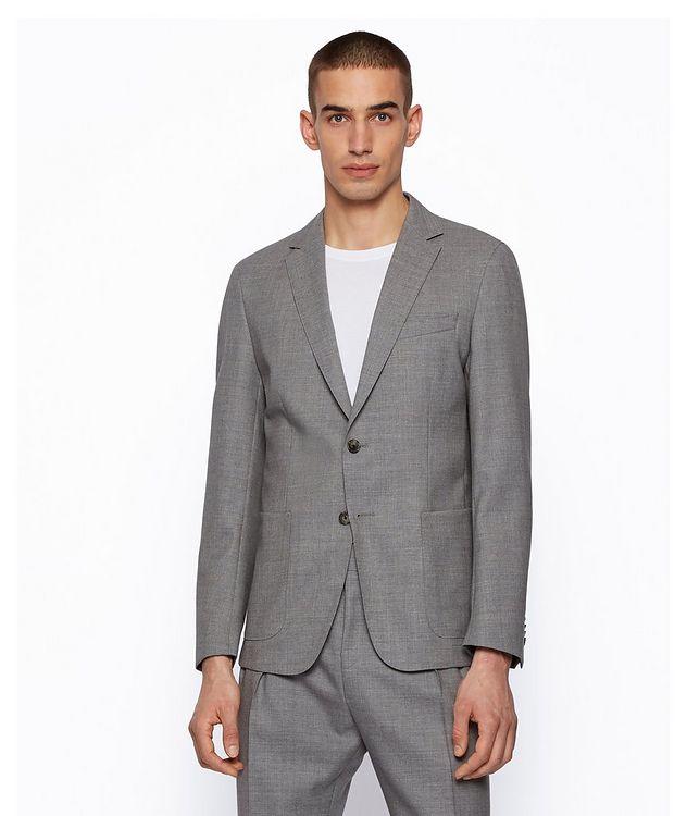 Nolvay1 Slim-Fit Wool Sports Jacket picture 2