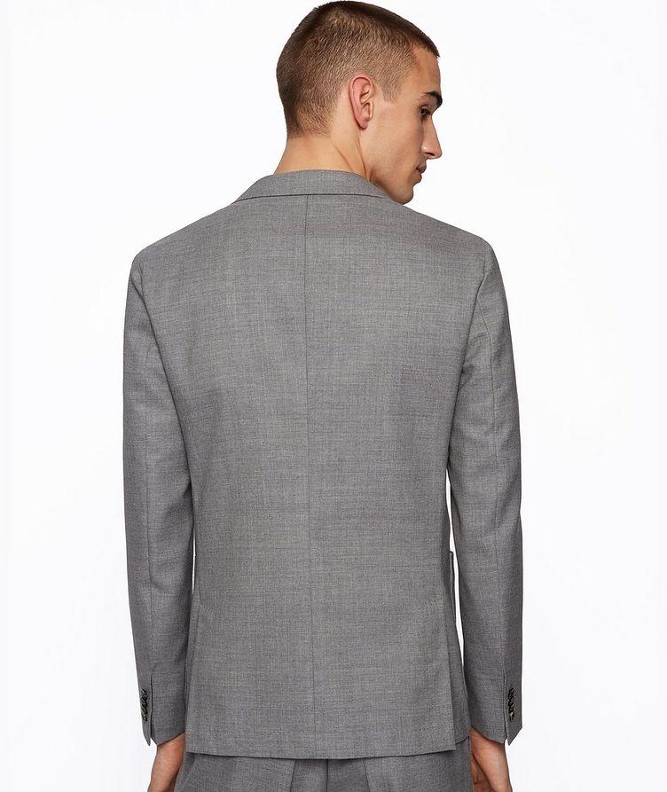 Nolvay1 Slim-Fit Wool Sports Jacket image 2