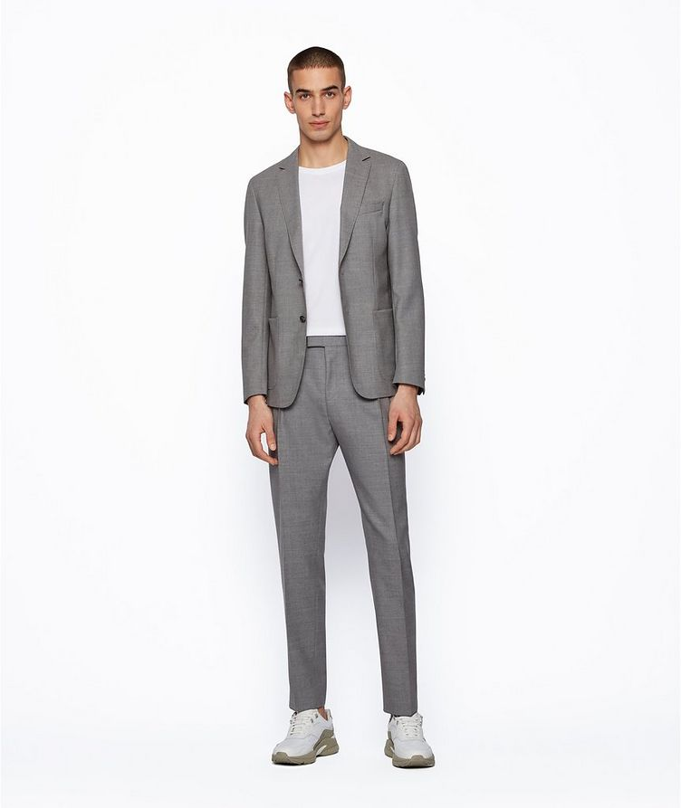 Nolvay1 Slim-Fit Wool Sports Jacket image 3