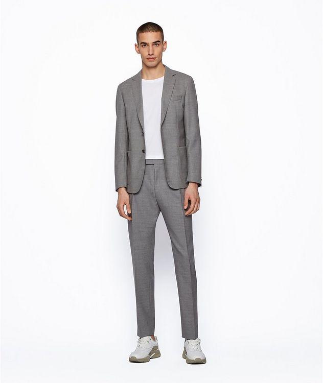 Nolvay1 Slim-Fit Wool Sports Jacket picture 4