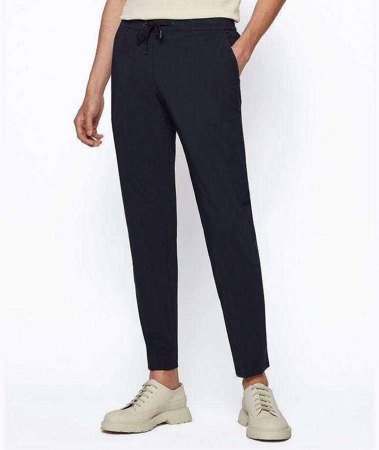 Banks4 Slim-Fit Drawstring Trousers image 1