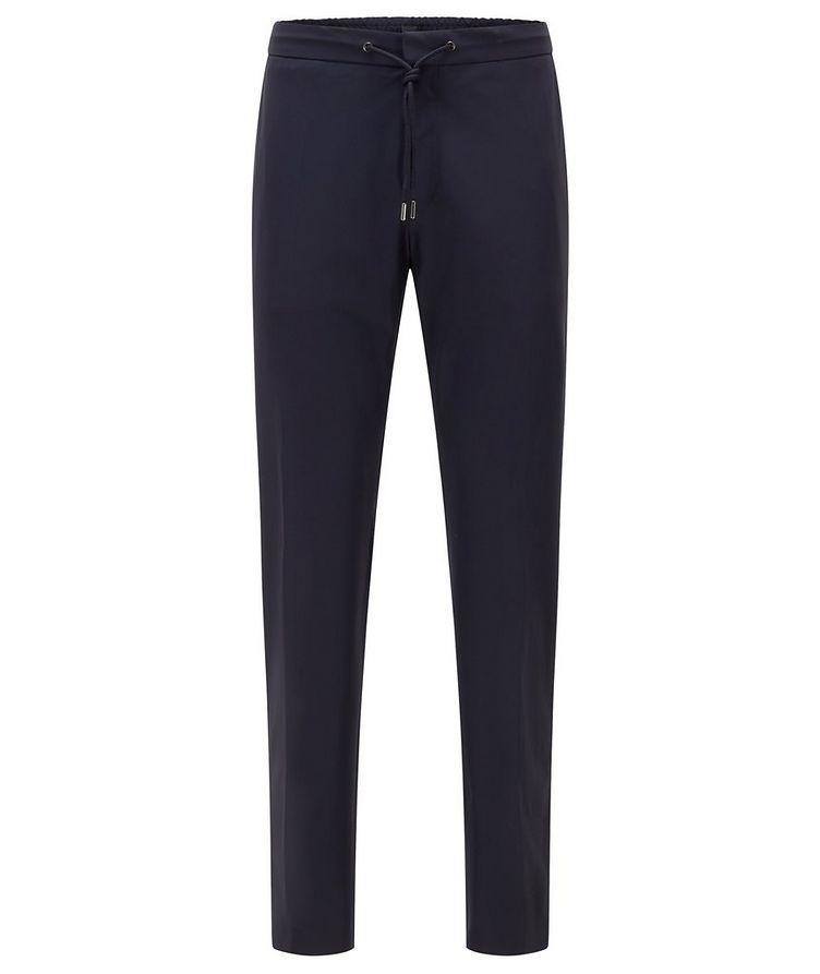 Banks4 Slim-Fit Drawstring Trousers image 0