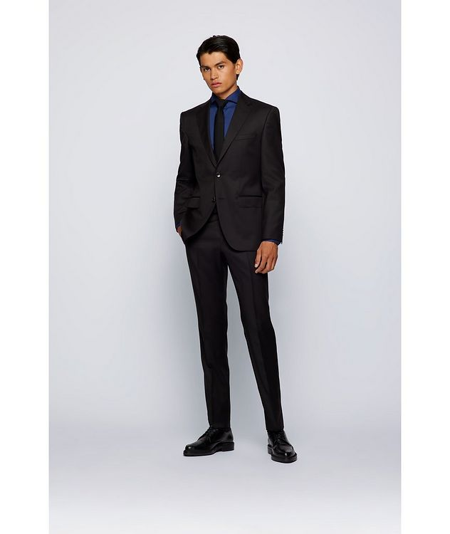 Slim-Fit Two-Tone Dress Shirt picture 6