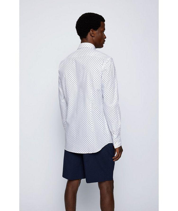 Printed Organic Cotton Shirt image 2
