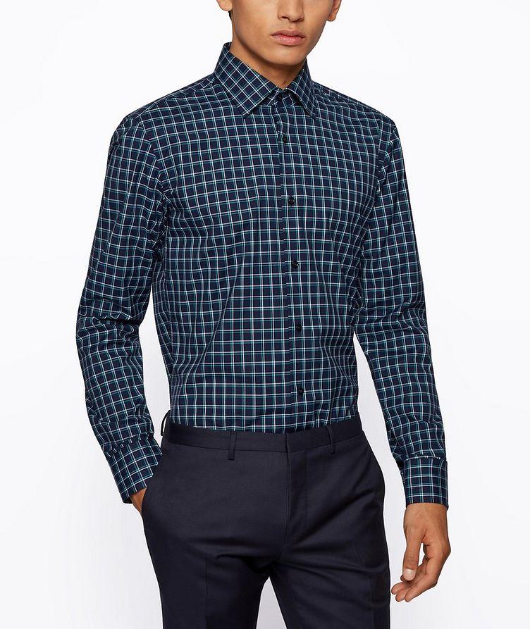 Jango Slim-Fit Cotton Dress Shirt image 1