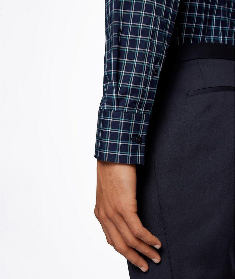 Jango Slim-Fit Cotton Dress Shirt image 3