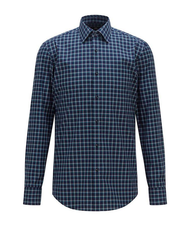 Jango Slim-Fit Cotton Dress Shirt image 0