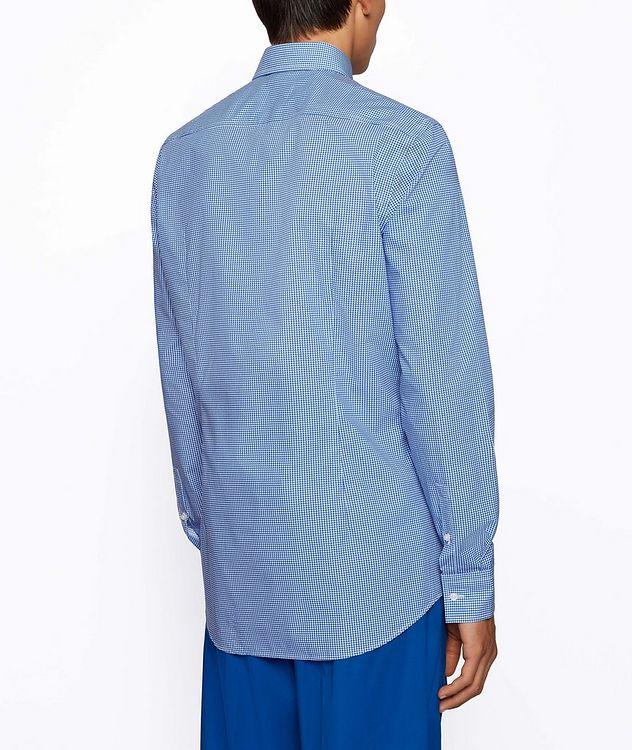 Jango Slim-Fit Cotton Dress Shirt picture 3
