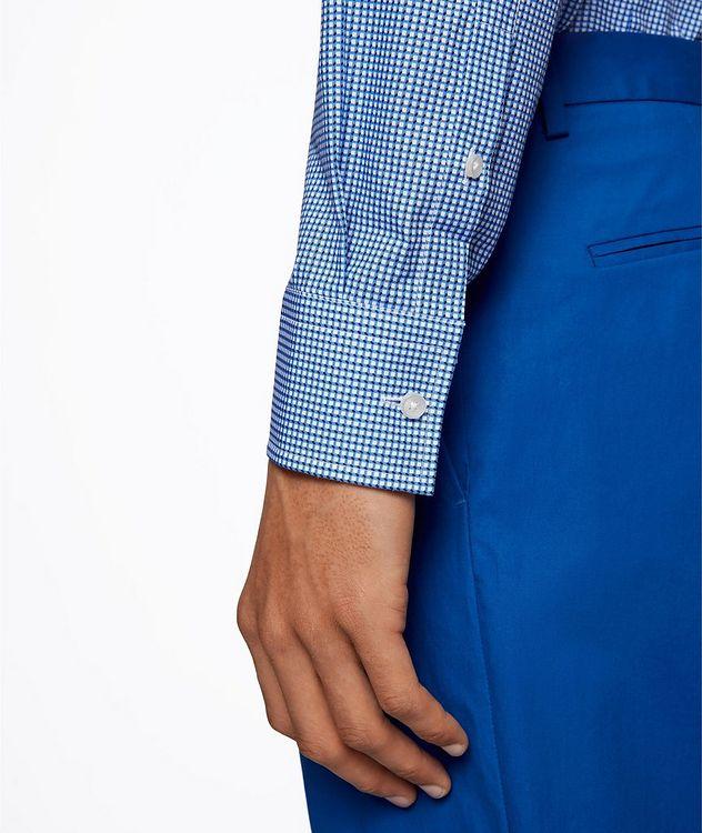 Jango Slim-Fit Cotton Dress Shirt picture 4