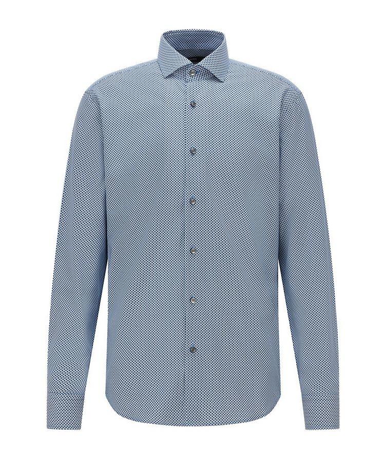 Gordon Lyocell-Cotton Dress Shirt image 0