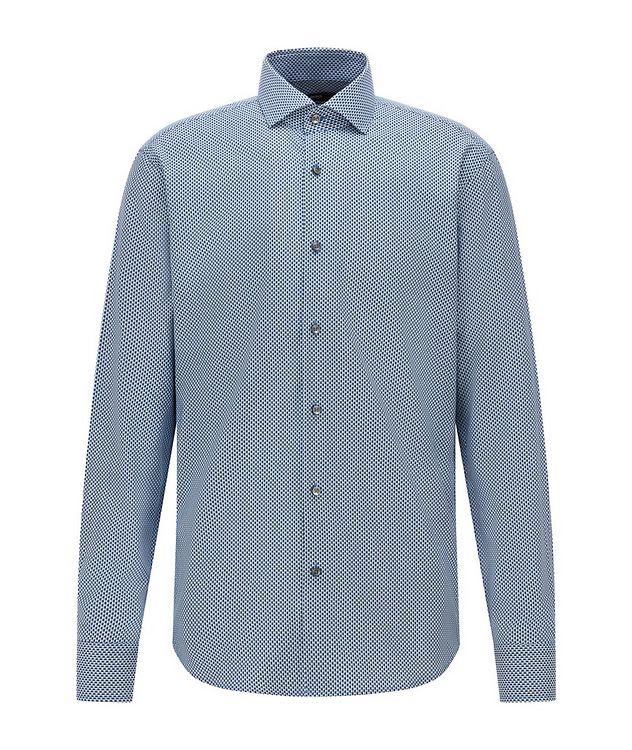 Gordon Lyocell-Cotton Dress Shirt picture 1