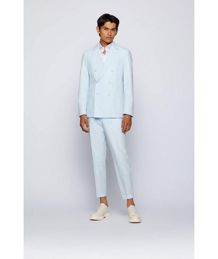Short-Sleeve Printed Cotton Shirt image 5