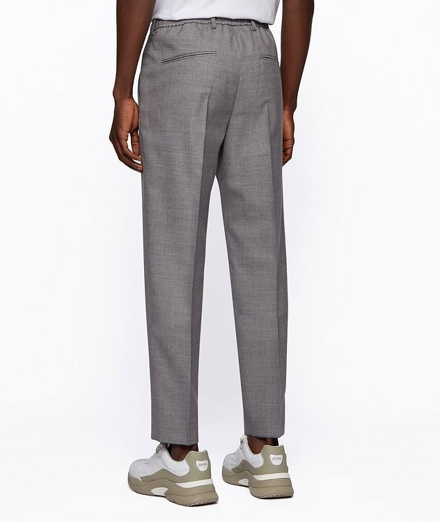 Drawstring Trousers picture 3