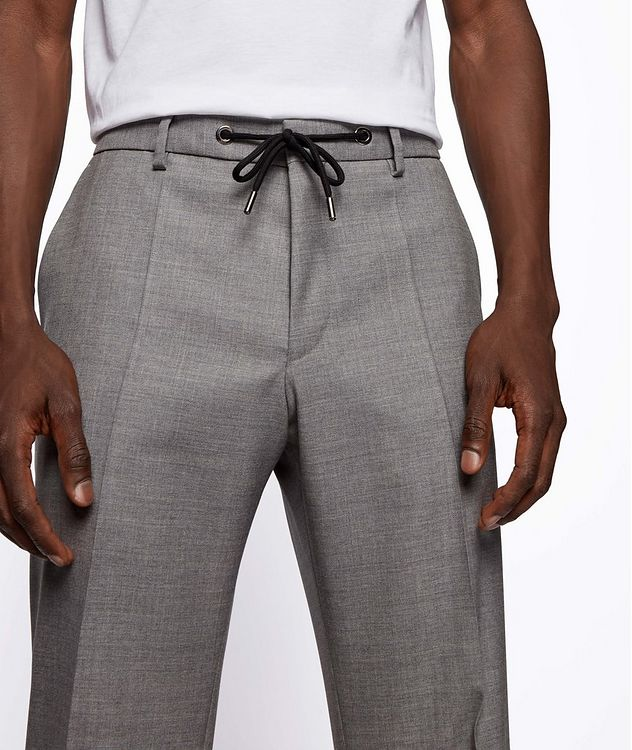 Drawstring Trousers picture 4