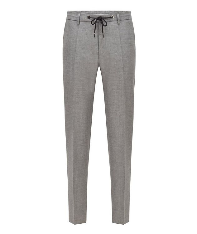 Drawstring Trousers picture 1