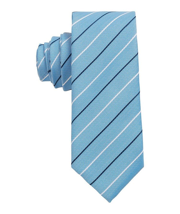 Traveller Striped Tie image 0
