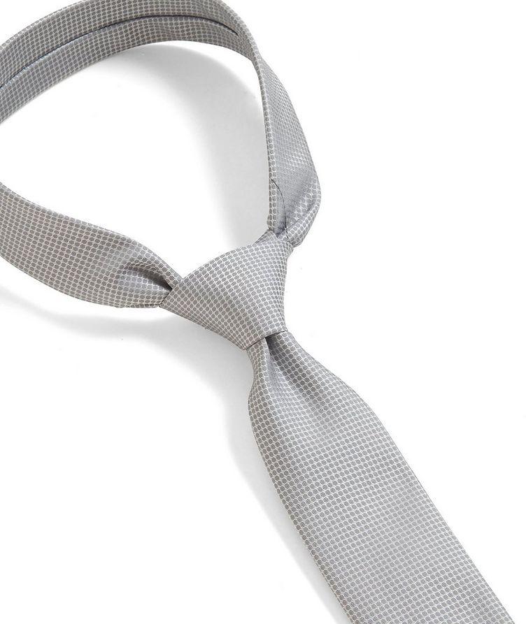 Jacquard Silk Tie image 1