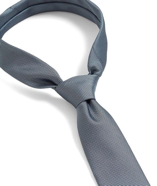 Jacquard Silk Tie picture 2