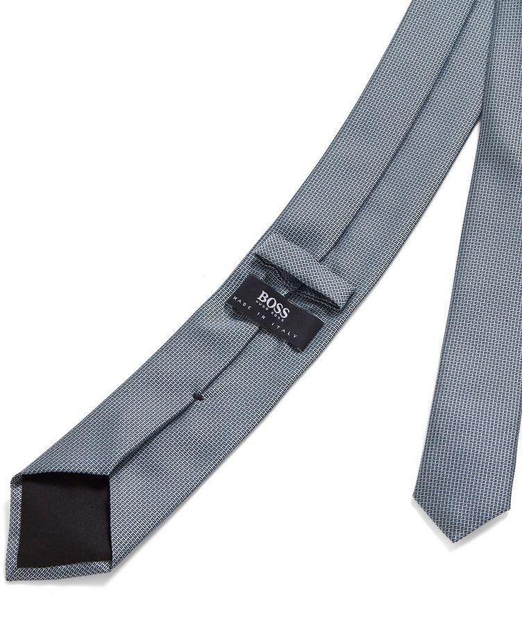 Jacquard Silk Tie image 2